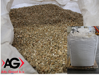 Vermiculite big bag, 1.200 ltr